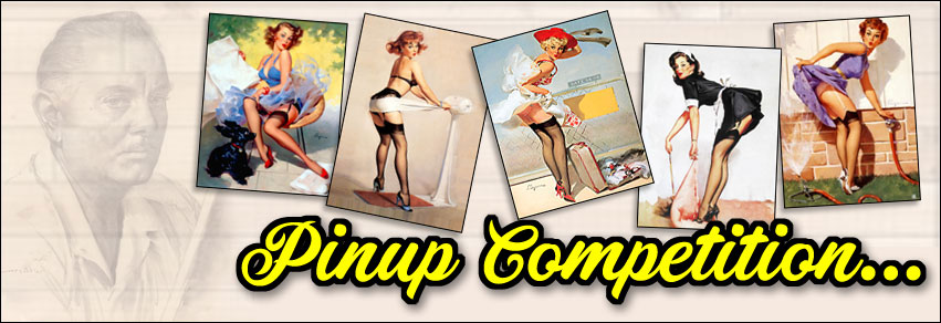 Australasia and International Pinup Photo Competition.